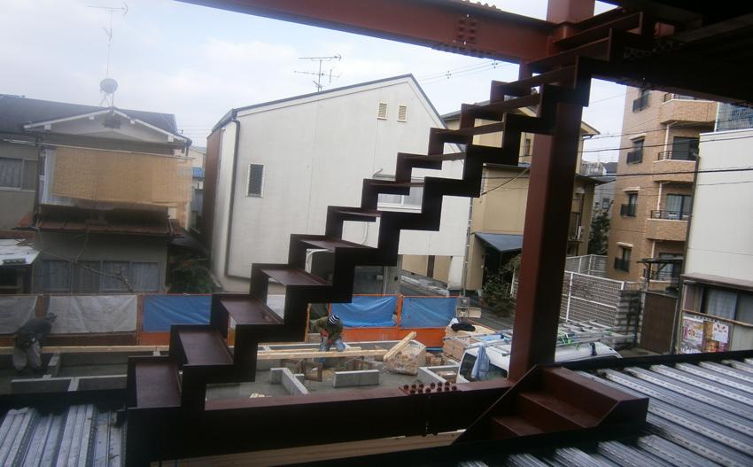 Y様邸 階段製作
